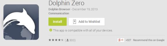 Dolphin-Zero-Android