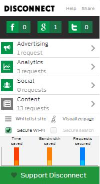 Disconnect-Chrome-Empecher-facebook-google-de-vous-espionner-web