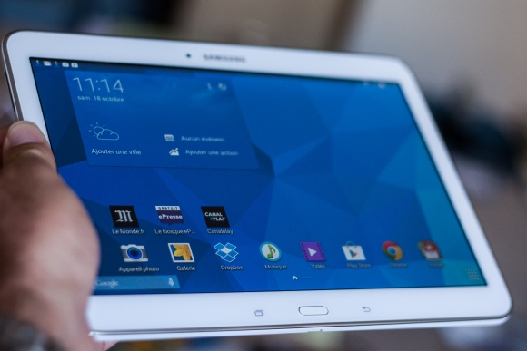 Test-Tablette-Android-Samsung-Galaxy-Tab-4-2014