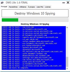 Destroy-Win10-Spying