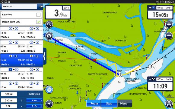 Navionics-Bords-Waypoints-Trace-Route
