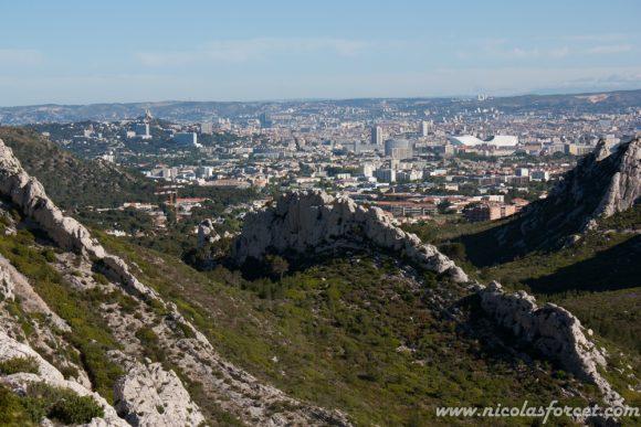 4c - Marseille depuis col de Cortiou