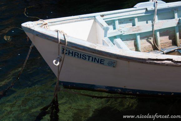 8d - Port de Morgiou bateau Christine OM