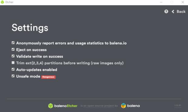 Balena-Etcher-copier-image-Raspbian-sur-SSD