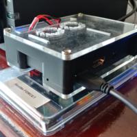 Raspberry PI Raspbian sur SSD HDD USB