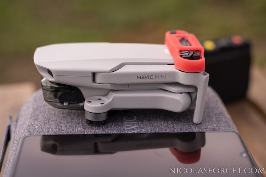 Avis-Drone-DJI-Mavic-Mini-vue-comparative-smartphone