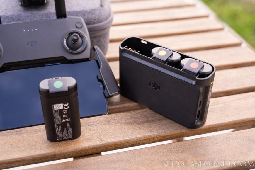 Drone-DJI-Mavic-Mini-batteries