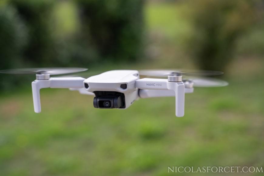 Test-vol-vent-Drone-DJI-Mavic-Mini-2