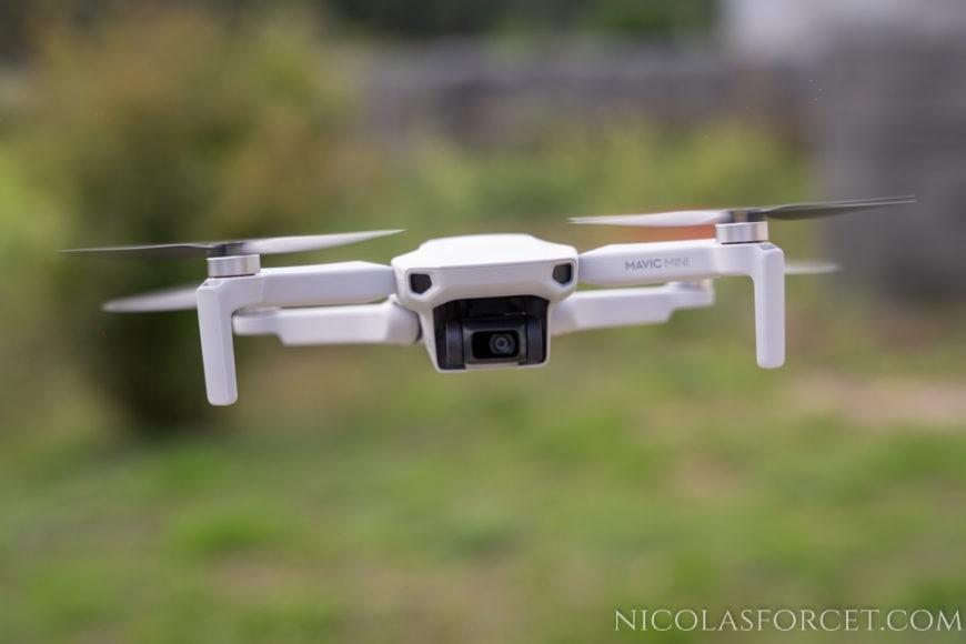 Test-vol-vent-Drone-DJI-Mavic-Mini